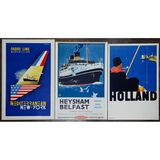 European Travel Posters