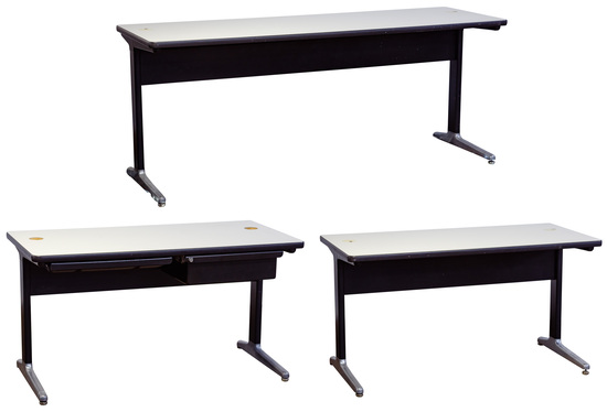 Herman Miller 3-Piece Work Station