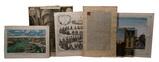 17th to 18th Century Print Assortment