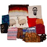 African and Indian Textile Assortment