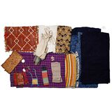 African Textile Assortment