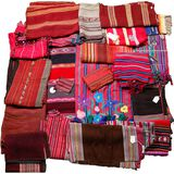 Bolivian Textile Assortment