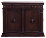English Oak Cabinet