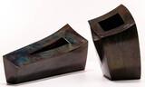 Jeffrey Brown (American, 20th Century) Bronze Sculptures