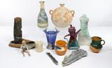 Studio Pottery Assortment