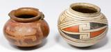 Pre-Columbian Casas Grandes and Narino Ollas Pottery Vessels