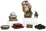 Asian Object Assortment