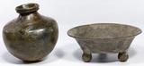 Pre-Columbian Oaxacan Style Pottery