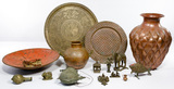 Indo-Persian Metalwork Assortment