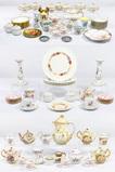 Floral China Assortment