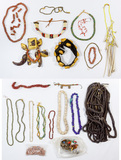 Tribal Ornament and Trade Bead Assortment