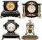 Mantel Clock Assortment