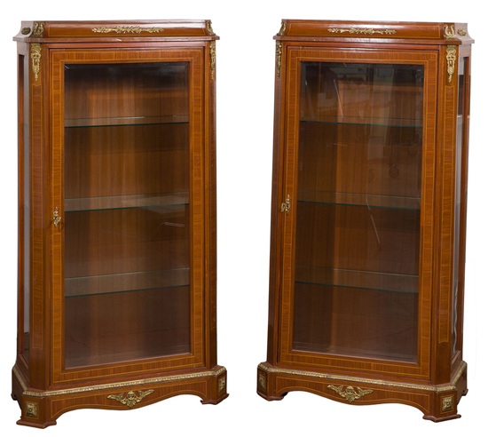 German Display Cabinets