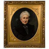 Cecil van Haanen (Dutch, 1844-1914) 'Portrait of Rosa Rachel Mannaberg' Oil on Canvas