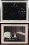 Lillian Morgan-Lewis (American, 20th Century) 'Spectral Light' Pastel on Paper