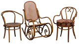 Thonet Style Bentwood Chairs