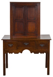 Arts and Crafts / Mission Style Tiger Oak Writing Desk