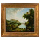 P. Paul (20th Century) Oil on Canvas