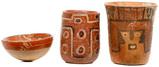 Pre-Columbian Style Pottery Assortment