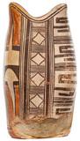 Pre-Columbian Style Guanacaste Pottery Vase