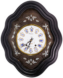 French Chambe Comtoise Wall Clock