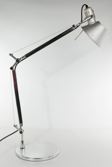 De Lucchi & Fassina for Artemide 'Tolomeo Mini' Desk Lamp