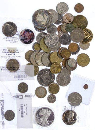 World / US Coin Assortment