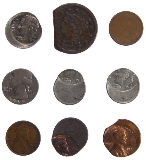 Error: Coin Assortment