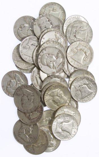 Franklin 50c Assortment