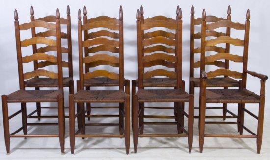 Appalachian Ladder Back Chairs