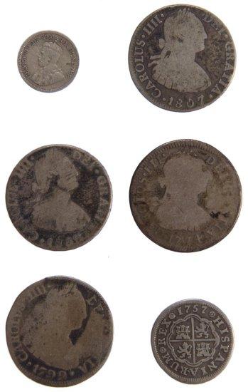 World Coin Assortment
