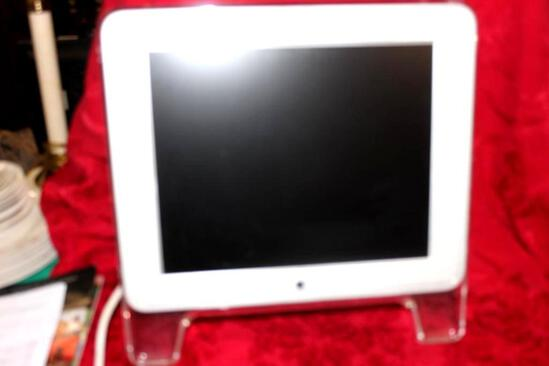 Apple Computer & Screen From Estate