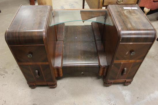 Drop Center Dresser From 1920's