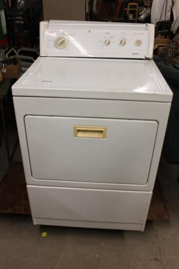 Dryer By Kenmore