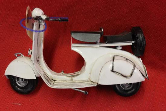MODEL OF SCOOTER