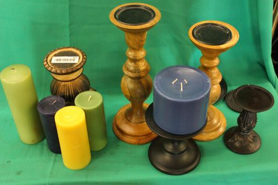 CANDLE STAND LOT