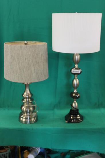 PR OF DCORATOR LAMPS