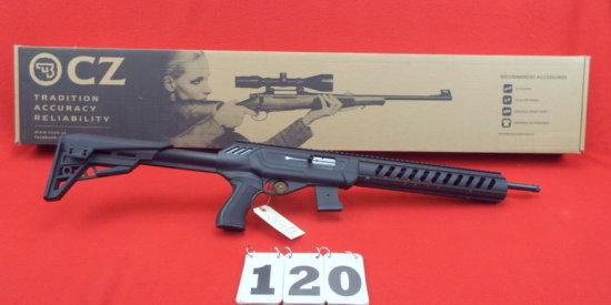 CZ 512 Tactical .22 WMR