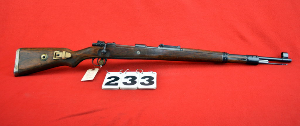Mauser 98 7.62 (8MM)