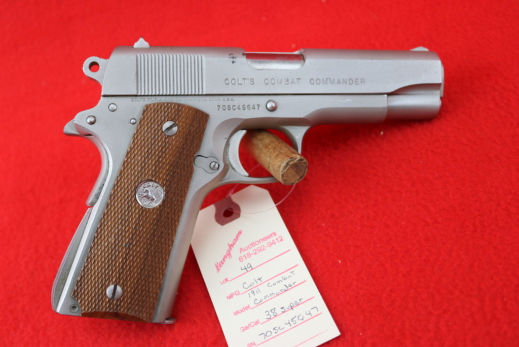 March 2019 Firearms Auction