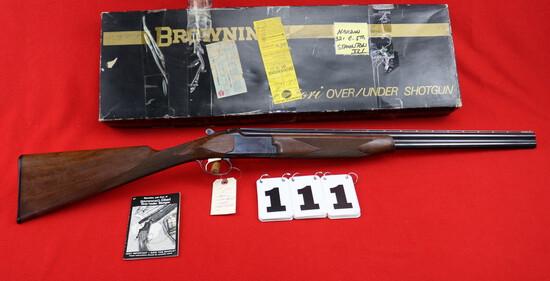 January 2020 Firearm Auction