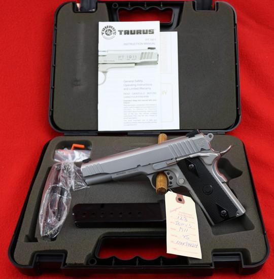 Taurus 1911 Pistol .45 ACP