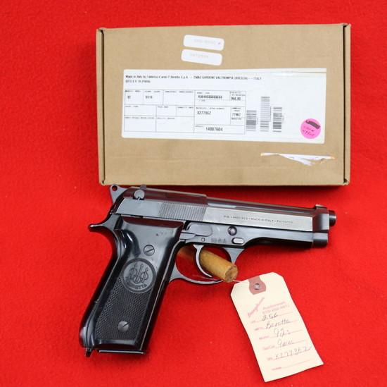 Beretta 92s Pistol 9mm