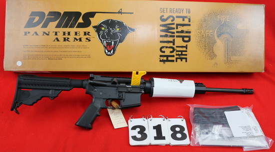 DPMS Oracle AR-15 Rifle 5.56mm