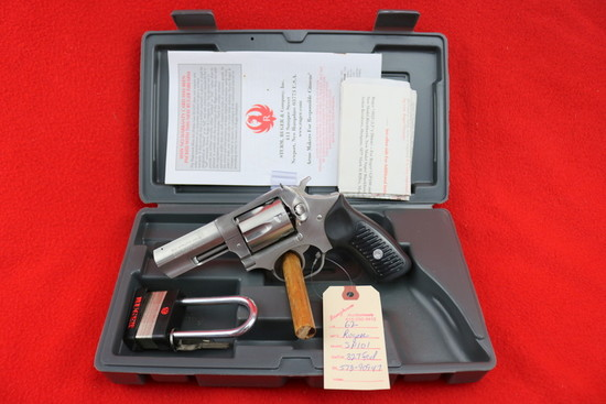 Ruger SP101 Revolver .327 Federal