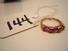 10 KT Saphire & Diamond Ring