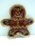 Hull Gingerbread Man Dish