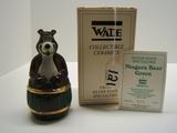 1998 Hamms Niagara Bear Green