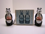 Hamm's 1997 Limited Edition Salt & Pepper Shakers