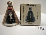 Hamm's Bear In Teepee